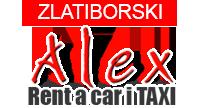 Rent a car Zlatibor i taxi ALEX - Zlatiborski Alex taxi